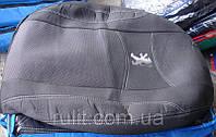 Автомобильные чехлы на сидения PREMIUM PEUGEOT PARTNER II 1+2 2008г…3подголов;двойное пассажирское сидение