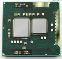 Процессор Intel Core i5-460M Socket G1 (rPGA988A) для ноутбука