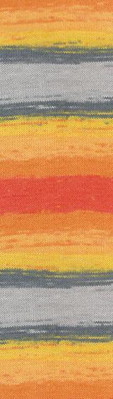 Пряжа Alize Cotton Gold Batik 5508