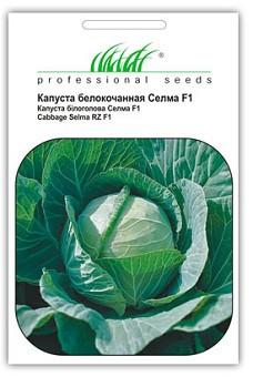 Семена капусты белокочанной Селма F1 20 шт, Rijk Zvaan