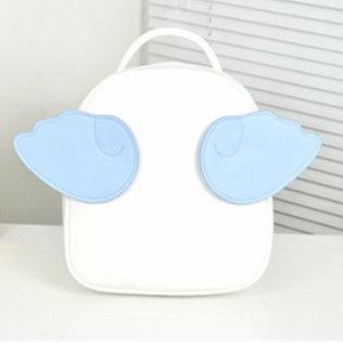 Женский рюкзак с крылышками