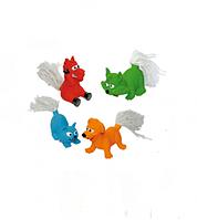 Іграшка для собак малих і середніх порід CaniAMici Хвостаті 1шт (C6098591)