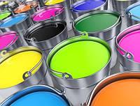 Краски, эмали по различным поверхностям