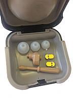 Внутриушной слуховой аппарат Happy Sheep HP-60, слуховой аппарат Happy Sheep HP-60, Happy Sheep HP-60, внутриушные слуховые аппараты, слуховые