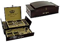 Набор столовых приборов Hoffburg вилки + ножи + ложки (84 элемента)