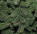 Елка искусственная литая 1,2 метра новогодняя штучна новорічна ялика лита ель, фото 6
