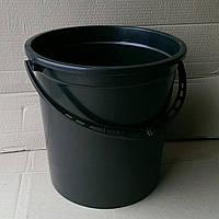 Ведро пластмассовое 20 литров 2 сорт