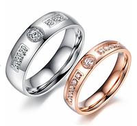 """Кольца для влюбленных """"Хранители грации"""", в наличии жен. 16.5, 17.3, муж. 18, 20, фото 1"""