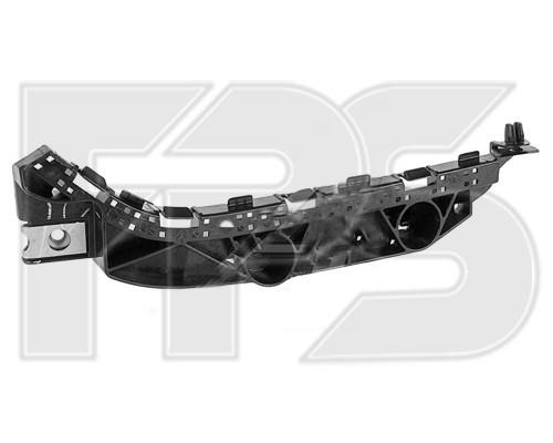 Крепеж переднего бампера правое возле крыла Honda Civic 4D '06-11 (FPS