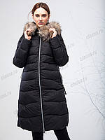 Зимняя куртка Clasna CW17D031CH black XL, XXL