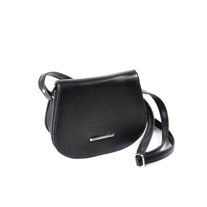 0100294aeebc Маленькая черная сумка через плечо матовая: продажа, цена в Днепре ...