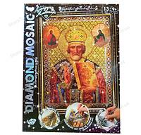 Алмазная живопись Николай Чудотворец