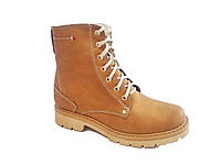 Женские зимние коричневые ботинки In-Trend 2328 rn