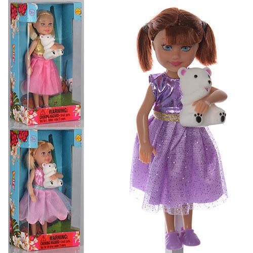 Кукла DEFA 8280 с мишкой