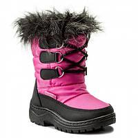 Модные детские дутики на зиму NELLI BLU