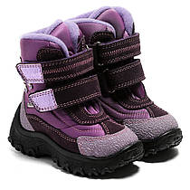 """Мембранные ботинки - зимние сапоги для девочки ТМ """"Kapika"""" (Флоаре), размер 24-29"""