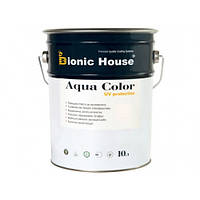Акриловая лазурь AQUA COLOR – UV protect Bionic House (черная)