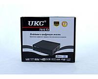 Цифровой эфирный тюнер UKC VB-T2 7810,Т2 приставка, эфирный цифровой приемник