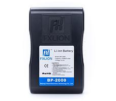 Аккумулятор FXlion BP-2000 130Wh 14.8V Li-Ion V-Mount Battery (BP-2000)
