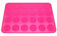 Форма силиконовая Коврик для макарон, фото 1