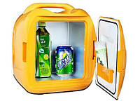 ТОП ВЫБОР! Мини холодильник CONGBAO CB-D008, автомобильный холодильник 7.8L , 1002167, Мини холодильник CONGBAO CB-D008, автомобильный холодильник