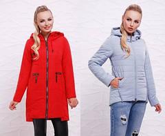 Куртки, пальто, плащі, шуби тм GLEM