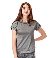Женская футболка для фитнесса