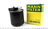 Фильтр топливный Спринтер 906 2.2CDI OM651 (с датчиком) Германия