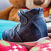Memo Torino 3DA Синие - Ортопедические туфли для детей (р.22-29), фото 2