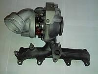 Турбина VW Caddy III 1.9tdi 03G253014m, 5013604200627, BV39A-0072, KKK
