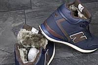 Кроссовки New Balance 696 Revlite( коричневые и черные)