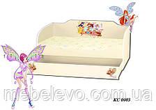 Кровать  80х170 KINDER-COOL с ящиком   Viorina-Deko, фото 3