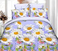 Двуспальный набор постельного белья 180*220 из Полиэстера №180 Черешенка™