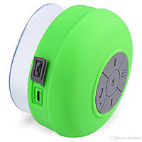 ВЫБОР ПОКУПАТЕЛЕЙ! 1002159, Портативная водонепроницаемая колонка для душа Waterproof Wireless Bluetooth Shower Speaker BTS-06, водонепроницаемая