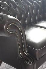"""Двухместный диван """"Chester Glost"""" (Честер Классик ), фото 3"""