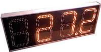 Термометр светодиодный с внешним датчиком (измерение -50...+1500 градусов)