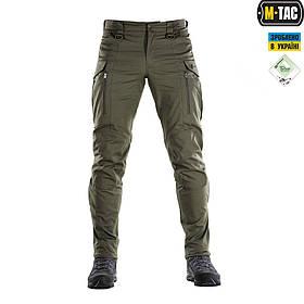 M-Tac брюки Conquistador Flex Dark Olive Olive