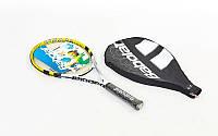 Ракетка для большого тенниса BABOLAT CONTACT TEAM ORIGINAL (yellow)