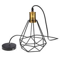 Подвесной светильник в стиле лофт S-3