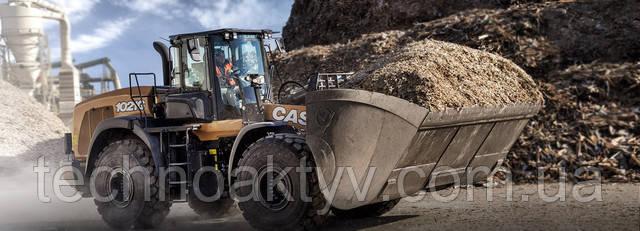Землеройная техника Case Construction Equipment