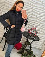 Женское хитовое пальто  с капюшоном, 3 цвета, р-р 50, 52, 54, 56, 58