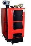 Твердотопливный котел ALTEP КТ-3Е 25 кВт с комплектом автоматики