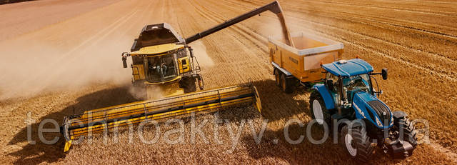 Сельскохозяйственная техника New Holland Agriculture