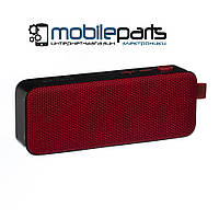 Портативная колонка (Аудиоколонка) BLUETOOTH BY1010 (Красная)