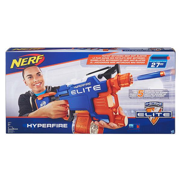 Нерф Бластер Элит - NERF® HYPERFIRE (B5573)
