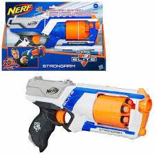 Нерф  Бластер Элит - NERF® STRONGARM (36033)