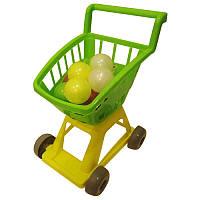 Тележка Супермаркет 693 в.4 с шариками