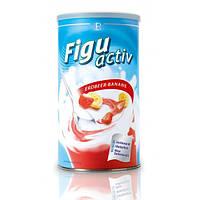 Диетический растворимый напиток Figu activ Клубника - Банан