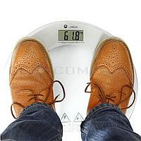 Весы напольные стеклянные Personal Scale