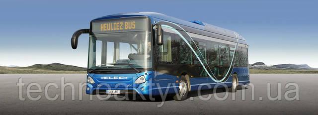 Автобусы и запасные части к автобусам Heuliez Bus